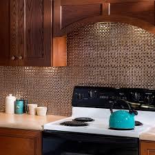 Decorative Kitchen Backsplash Fasade 18 In X 24 In Terrain Pvc Decorative Tile Backsplash In