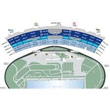 Daytona 500 Seating Chart 2019 Daytona International Speedway Daytona Beach Tickets