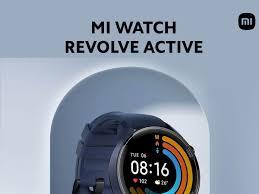 Xiaomi Mi Watch Revolve Active lands in ...