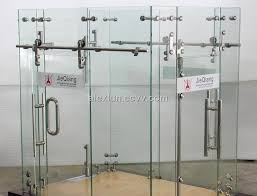 glass sliding door fitting