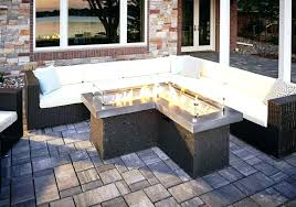 round gas fire pit table. Gas Fire Pit Table Canada Colonial Round