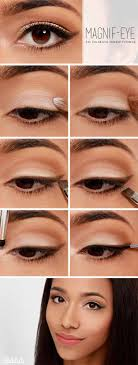 wedding makeup for brown eyes lulus how to eye enlarging makeup tutorial
