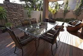 outdoor furniture patio. 3 Must-Haves For An Outdoor Entertaining Area - Woman Of Style And Substance Furniture Patio