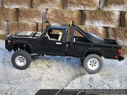 Toyota SR5 4x4 Back to the Future All in LEGO - autoevolution