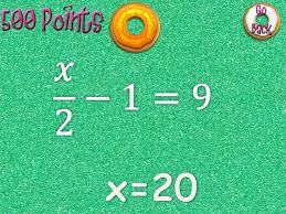 12 activities that make practicing two step equations pop