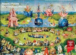 puzzles triptych 1000 piece puzzle