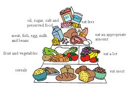 Healthy And Balanced Diet Chart Diet Lessons Tes Teach