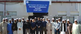 afters division arranged motorcycle plant visit for motorcycle dealer s on 7th and 12th december 2017 representatives of 84 dealers from karachi