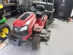 craftsman g5500 garden tractor reviews