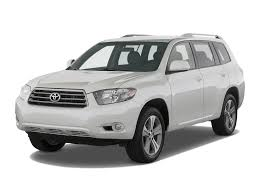 2009 Toyota Highlander Reviews and Rating | Motor Trend