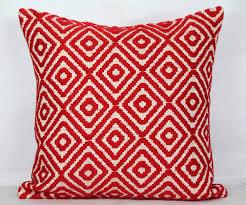 red throw pillow covers x pillow covers x pillow