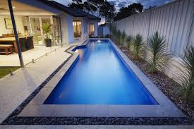 A 12m Inground Fibreglass Lap Pool
