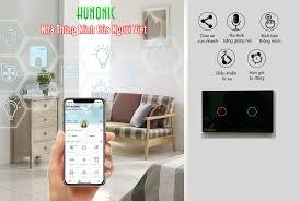 Hunonic - Sản Phẩm Nhà Thông Minh Của Người Việt - Home