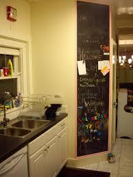 High Kitchen Chalkboard Organizer