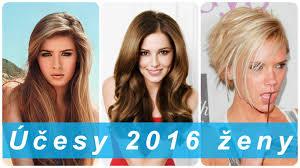 účesy 2016 ženy