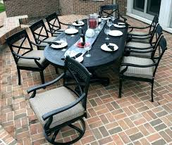 8 person square outdoor dining table seat patio set round seats 6 inspiration