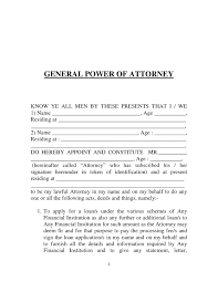 blank power of attorney power of attorney resignation letter template samples letter