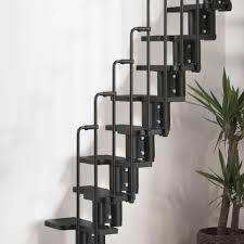 Kann ich eine treppe selber bauen? Massgefertigte Raumspartreppen Selber Bauen Fontanot De