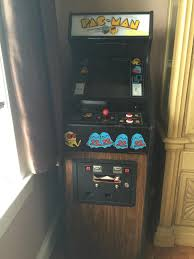 Ms Pacman Cabinet Pac Man Cabaret Valuation Westchester Ny Rotheblog Arcade