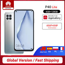 <b>Global Version Huawei P40</b> lite Smartphone 6GB 128GB 48MP AI ...