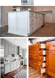 cabinets for less. Modren Less Gray Kitchen Cabinets  Four Less By Fourlesscabinets  In For