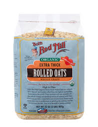 4 pack bob s red mill thick rolled oats 32 oz walmart