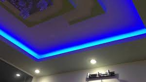Đèn LED dây đổi màu trang trí hắt trần, khe giá tính theo mét