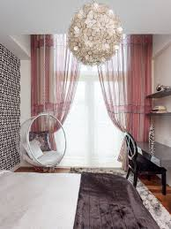 Small Picture Elegant Ball Shaped Chandelier With Modern Bubble Bedroom