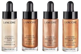 lane custom glow drops swatches for spring 2018