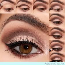 make up for brown e brides