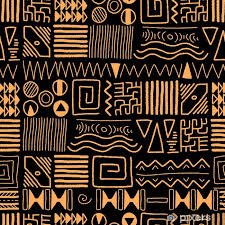 tribal art sticker pixers we live