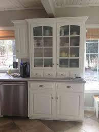 White Kitchen Hutch Cabinet Kitchen Kitchen Hutch Cabinets Regarding Magnificent China
