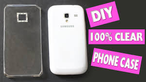 easy diy 100 transpa decorative clear phone case skins simplekidscrafts you
