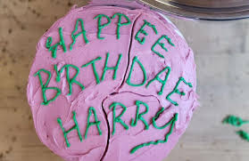 How To Make The Birthday Cake Hagrid Gave To Harry Potter
