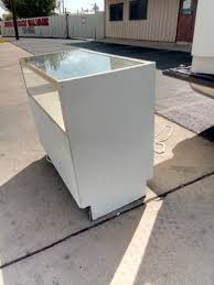 2 display case s glass counter tops for in san antonio
