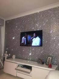 glitter bedroom glitter wallpaper bedroom