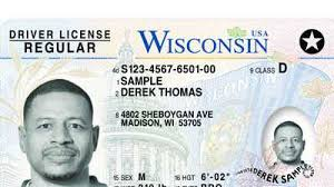 Design New Cards Wisconsin For Id Licenses Announces