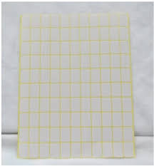 Us 7 42 Pkq 15 Sheet Self Adhesive Price Label Blank White Stickers Labels Small Write Name Paper Label Sticker In Gift Bags Wrapping Supplies
