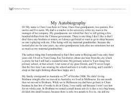 writing short essays  biography essays yourself