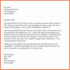 appreciation letter to boss sample letter of appreciation to your boss
