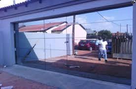 aluminium and glass door windows front garage door skylight and all glasswork new pretoria gauteng south africa