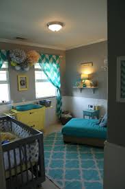 Teal And Yellow Bedroom 17 Best Ideas About Teal Babies Curtains On Pinterest Teal Kids