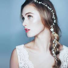 the pick of the best wedding hair accessories for romantic brides