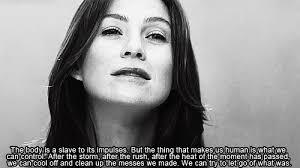 Grey's Anatomy Quotes Unique Grey's Anatomy Quotes Via Tumblr On We Heart It