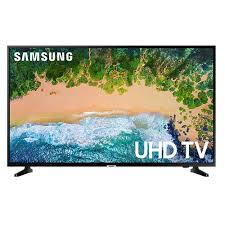 Samsung 50 inch 4K UHD LED Smart TV UN50NU6900 Rent to Own Inch