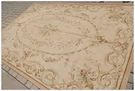 aubusson rug 2x3m