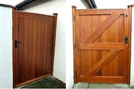 interior garden gate plans wood gates wooden petite designs lovable 8 wood gate designs
