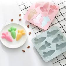 Carrot Silica Gel Baking Cake Chocolate Mould | Products in 2019 ...