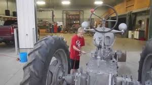 farmall mccormick international harvester h tractor refurbishment restoration project you