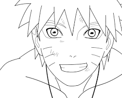 Naruto Sage Mode Coloring Pages At Getdrawingscom Free For